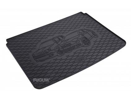 Gumová rohož kufra RIGUM - Jeep RENEGADE   2014-