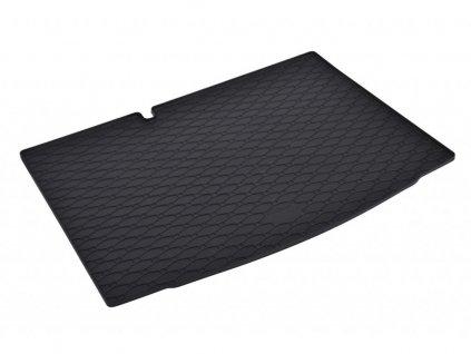 Gumová rohož kufra RIGUM - Škoda FABIA III.   HTB 2014-