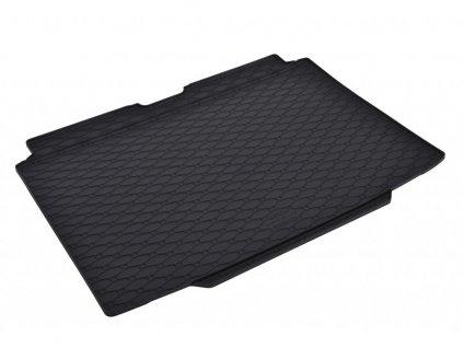 Gumová rohož kufra RIGUM - Škoda YETI    2009-2017