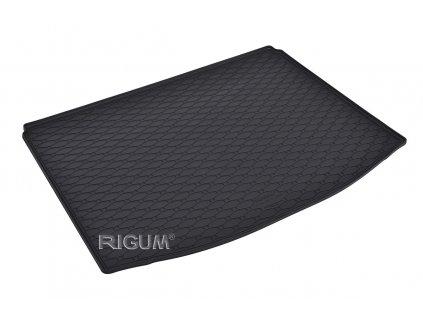 Gumová rohož kufra RIGUM - Suzuki SX4 S-CROSS DVODNO - HORNA  2013-