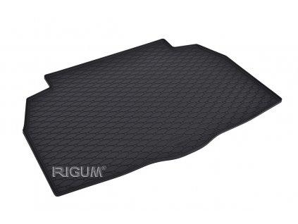Gumová rohož kufra RIGUM - Toyota CH-R DVOJDNO - DOLNA  2016-