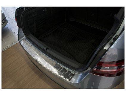 Nerezová lišta hrany kufra AVISA - Škoda SUPERB III. SEDAN 2015-