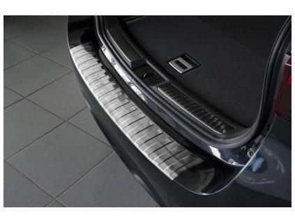 Nerezová lišta hrany kufra AVISA - Toyota AVENSIS KOMBI 2015-