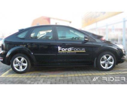 Ochranné lišty dverí - Ford FOCUS 5DV. 2004-2011
