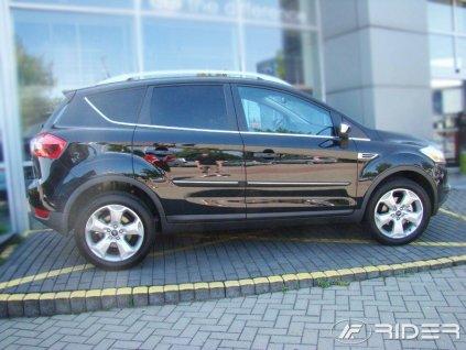 Ochranné lišty dverí - Ford KUGA  2008-2013