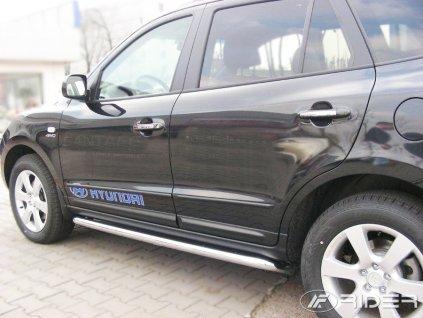 Lišty dverí - Hyundai SANTA FE 2006-2012