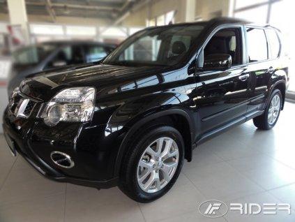 Ochranné lišty dverí - Nissan X-TRAIL  2007-2014