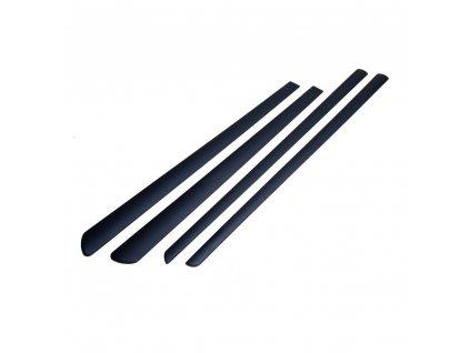 Lišty dverí - Subaru FORESTER  2008-2013