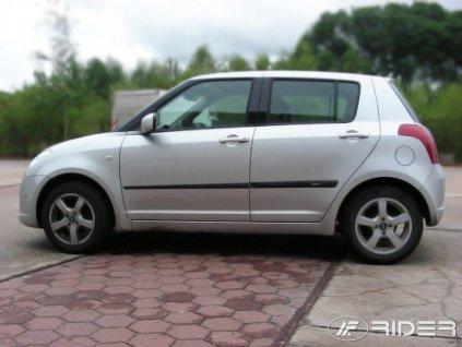 Lišty dverí - Suzuki SWIFT 5DV. 2004-2010
