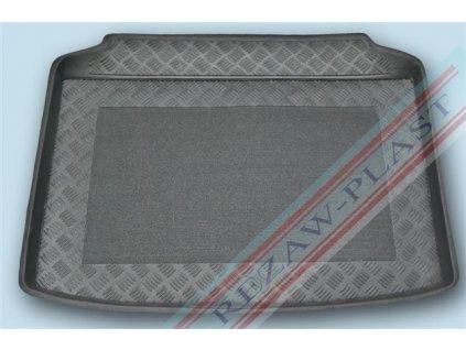 Plastová vanička s protišmykom do kufra REZAW - Audi A3/S3  DOJAZDOVE KOLESO 2012-