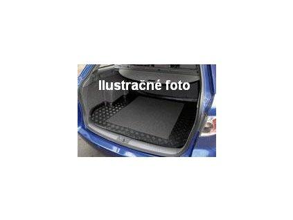 Plastová vanička s protišmykom do kufra REZAW - Audi A4   2015-
