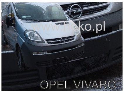 Zimná clona - Opel VIVARO DOLNA 2001-2006
