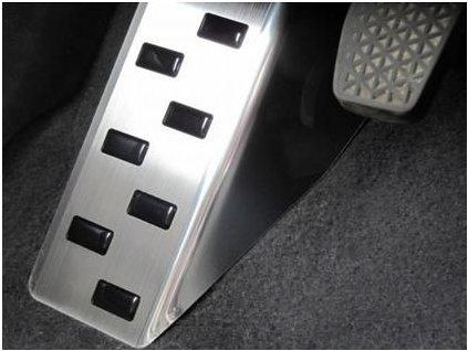 Nerez opierka nohy -  Volkswagen GOLF VI.   2008-2012
