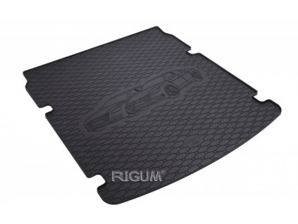 Gumová rohož kufra RIGUM - Audi A6 SEDAN 2018-