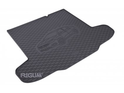 Gumová rohož kufra RIGUM - Fiat Tipo Sedan 2016-