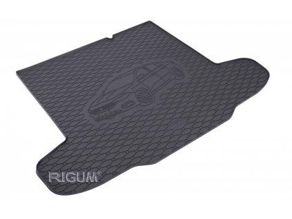 Gumová rohož kufra RIGUM - Fiat Tipo Hatchback PLNOHOD. REZERVA 2016-