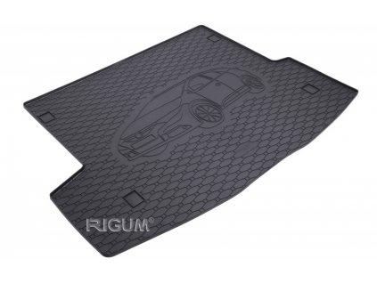 Gumová rohož kufra RIGUM - Honda Civic Tourer 2012-