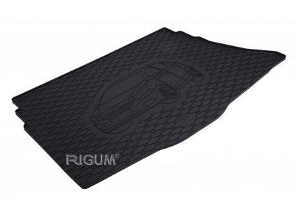 Gumová rohož kufra RIGUM - Kia CEED HTB 2012-2018