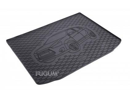 Gumová rohož kufra RIGUM - Mitsubishi ASX   2019-