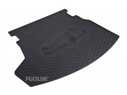 Gumová rohož kufra RIGUM - Toyota Corolla Sedan 2013-