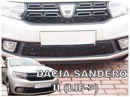 Zimná clona - Dacia SANDERO DOLNA 2016-2020