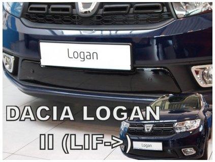 Zimná clona - Dacia LOGAN dolna 2016-