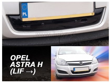 Zimná clona - Opel ASTRA H dolna 2007-2014
