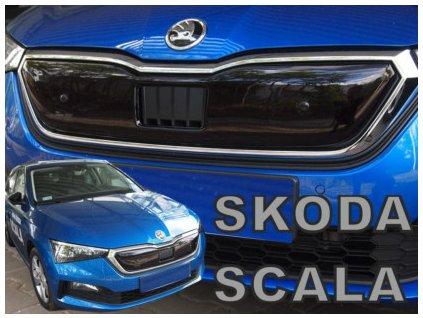 Zimná clona - Škoda SCALA 2019-