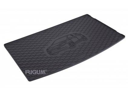 Gumová rohož kufra RIGUM - Hyundai i20 2014-