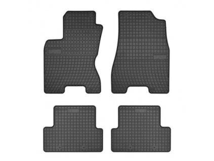 Autorohože gumové FROGUM - Nissan X-TRAIL 2007 - 2014