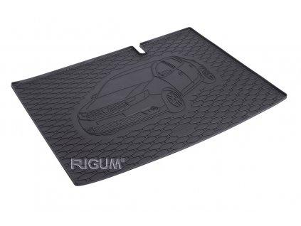 Gumová rohož kufra RIGUM - Dacia Sandero Hatchback 2013-2020