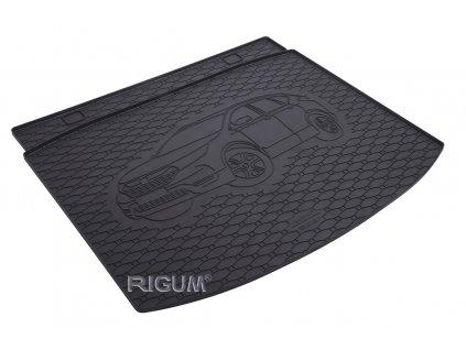 Gumová rohož kufra RIGUM - Honda CR-V 2019- Hybrid Horní i dolní poloha