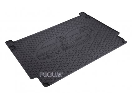 Gumová rohož kufra RIGUM - Citroen C4 Grand Picasso 2006-2012