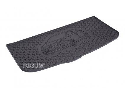 Gumová rohož kufra RIGUM - Hyundai i10 bez medzipodlahy 2020-