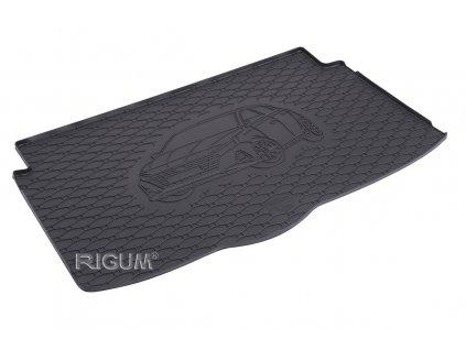 Gumová rohož kufra RIGUM - Hyundai i20 bez medzipodlahy 2020-