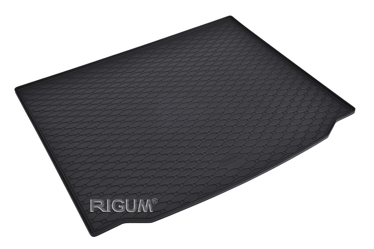 Gumová rohož kufra RIGUM - Bmw X3 (G01) 2017-