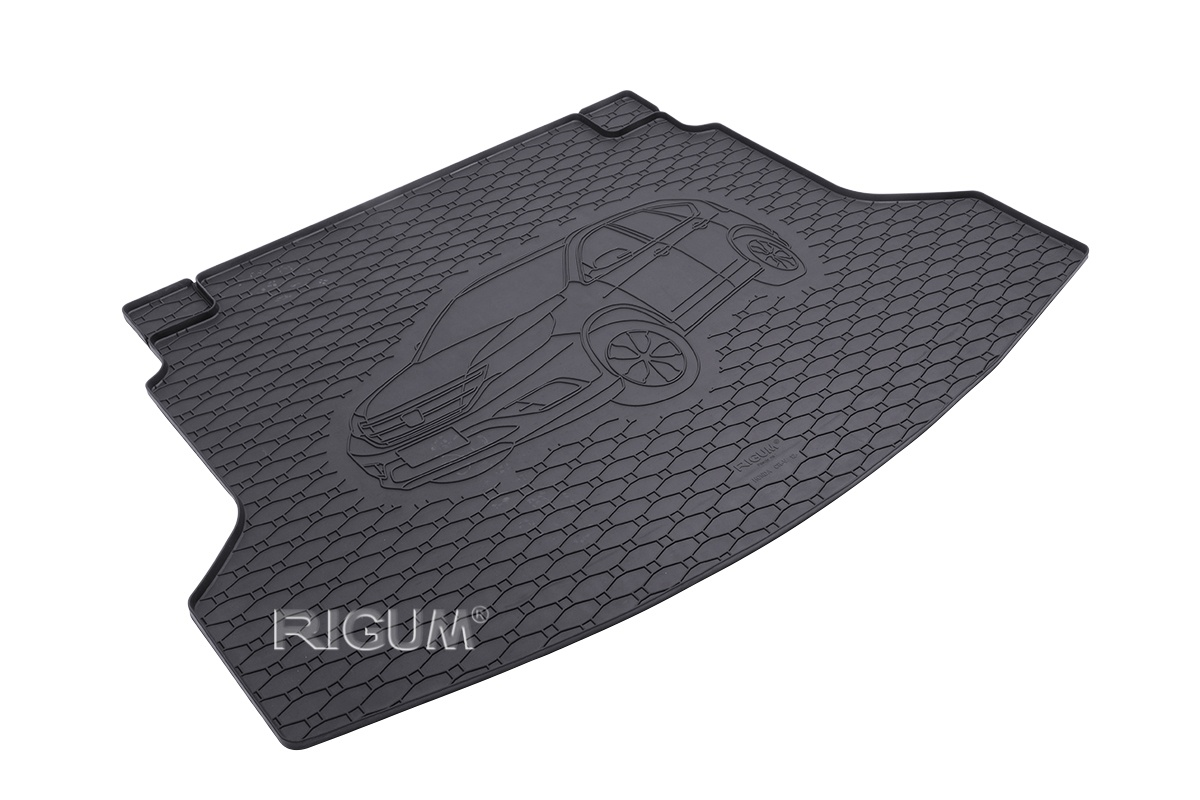 Gumová rohož kufra RIGUM - Honda CR-V 2012-2018