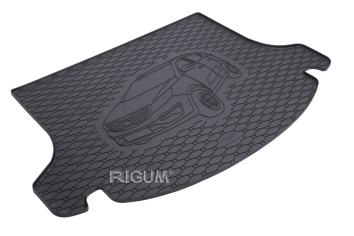 Gumová rohož kufra RIGUM - Kia SPORTAGE 2010-2016