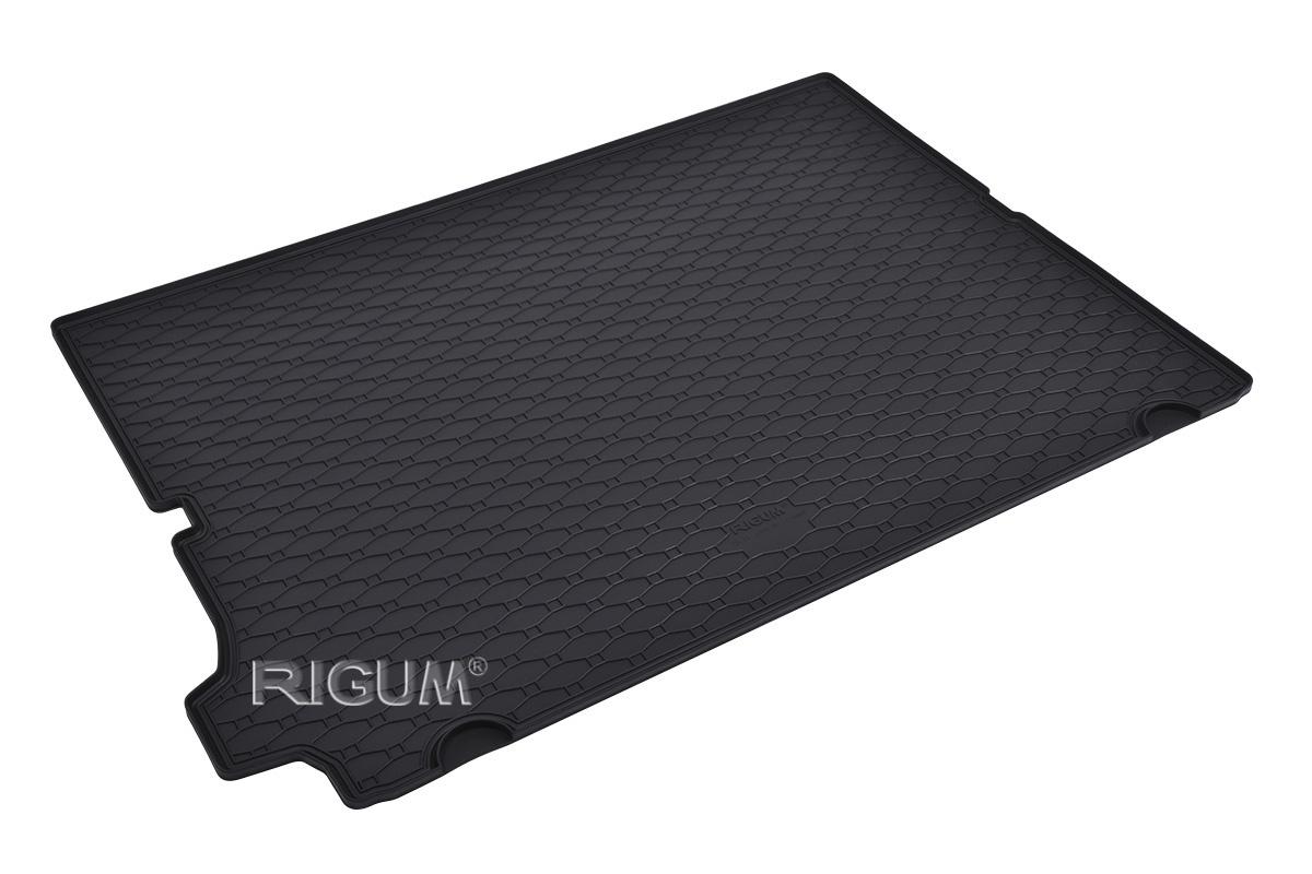 Gumová rohož kufra RIGUM - Peugeot 5008 2017-