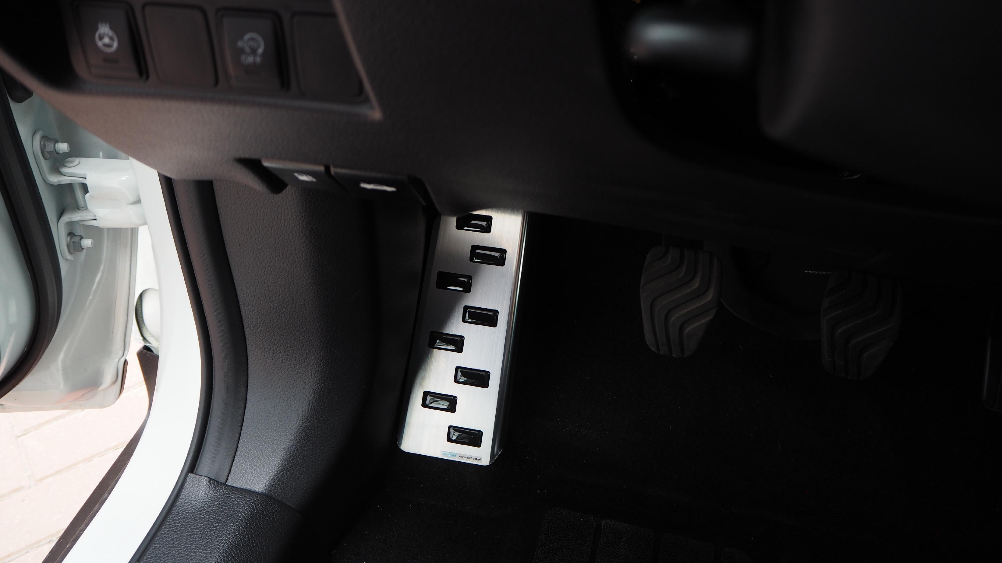 Alufrost Opierka nohy NEREZ - Nissan X-TRAIL III (T32) 2014-