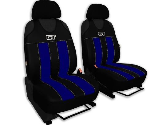 Autotričká GT modré
