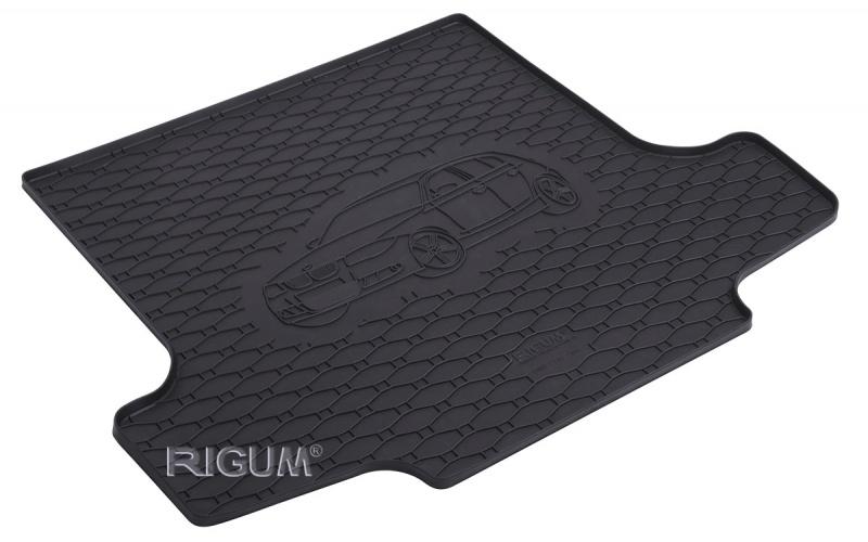 Gumová rohož kufra RIGUM - Bmw 1 E87 2004-2009