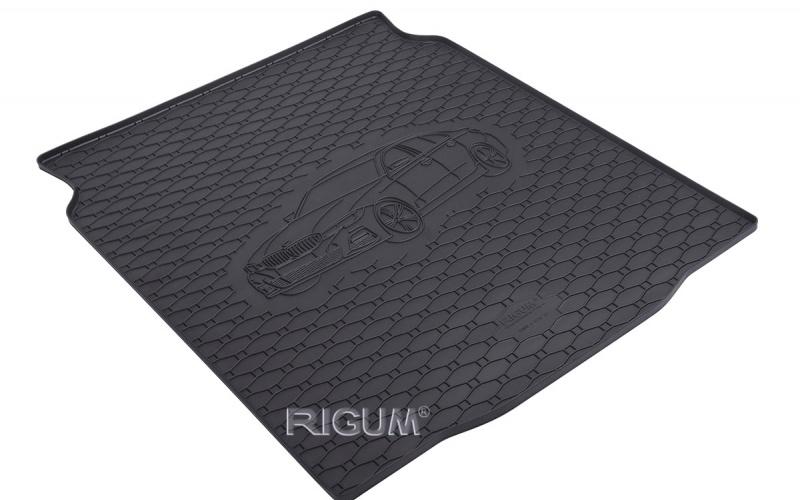Gumová rohož kufra RIGUM - Bmw 3 G20 2019-
