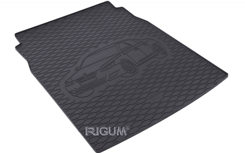 Gumová rohož kufra RIGUM - Bmw 5 E60 SEDAN 2004-