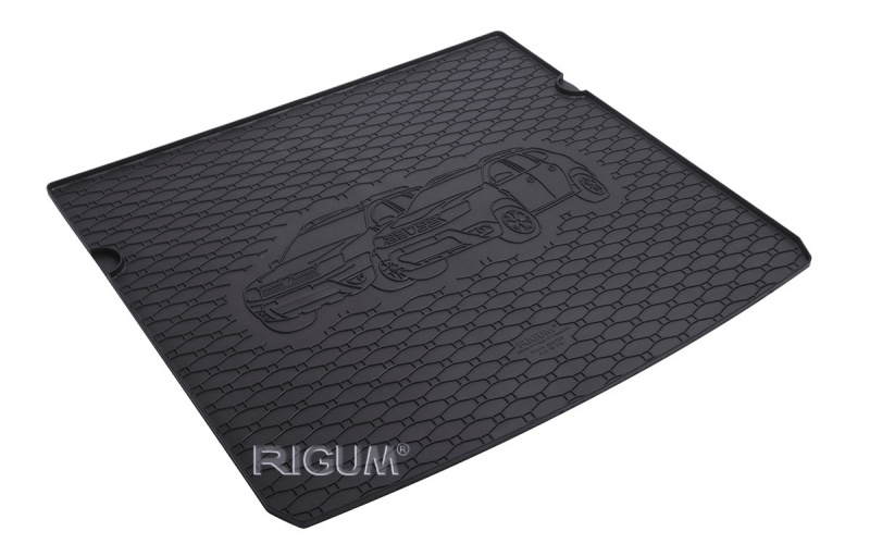 Gumová rohož kufra RIGUM - Dacia DUSTER 4X4 2010-2018