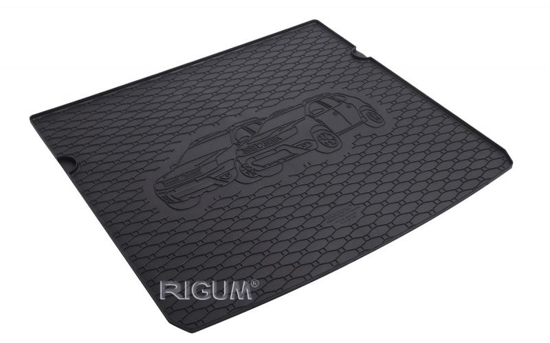 Gumová rohož kufra RIGUM - Dacia DUSTER 4X4 2018-