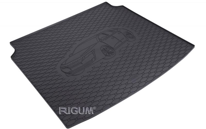 Gumová rohož kufra RIGUM - Peugeot 508 KOMBI 2018-