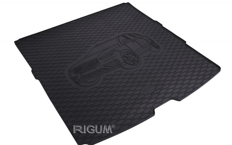 Gumová rohož kufra RIGUM - Volvo XC90 2015-