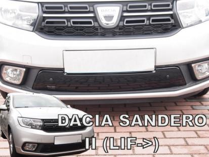 Zimná clona - Dacia SANDERO DOLNA 2016-
