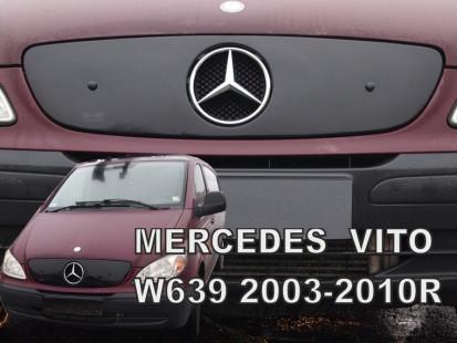 Zimná clona - Mercedes VITO/VIANO 2003-2010